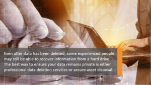 How to Keep Your Data Safe with Asset Recovery & Disposal Services