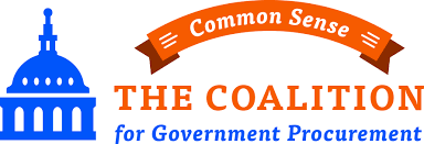 The Coalition for Government Procurement logo