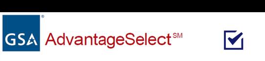 GSA AdvantageSelect logo