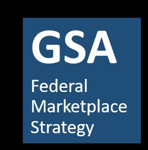 GSA Federal Marketplace Strategy logo